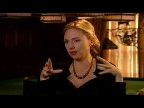 Hope Davis Interview
