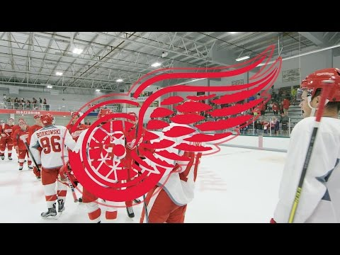 "DRWHC | 2016/17 | Part II | ""Detroit Red Wings Development Camp"""