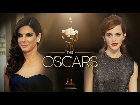 Oscar Winners 2014!!