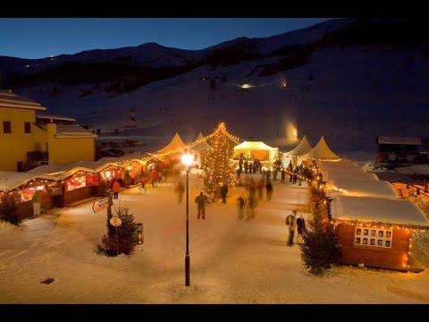 Mercatini Natale Livigno.Mercatini Di Natale Di Livigno E Gita Sul Trenino Rosso Del Bernina