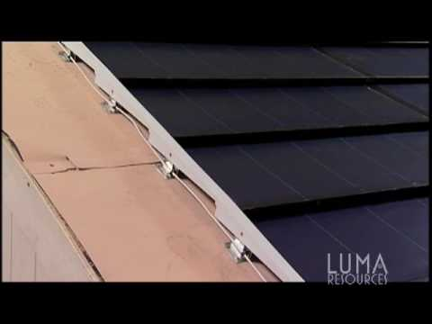 Luma Resources- Ecopower from a Solar Roof