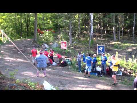 Durham Warriors Survival Challenge First Challenge
