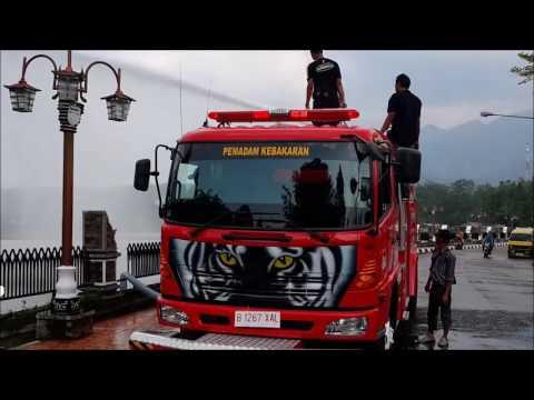 Fire Truck Performance - PT. Kajama  ( Karya Jaya Mandiri Megah Prakoso )