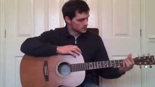 How To Play Keep Your Head Up By Ben Howard (Guitar Lesson / Tutorial)