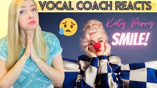 Baixar Vocal Coach Reacts: KATY PERRY 'Smile' KP5 Title Track!