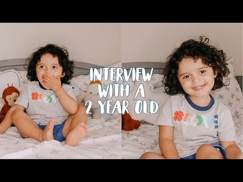 Download INTERVIEW WITH A TWO YEAR OLD