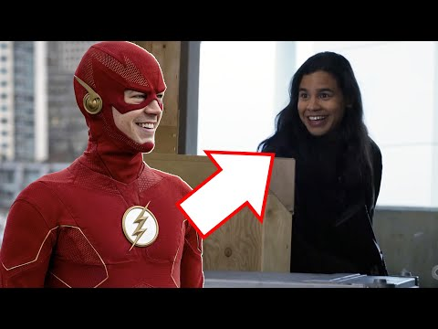 Goodbye Cisco Episode Teaser & Finale Teaser Breakdown! - The Flash Season 7