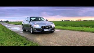 Gereden: Maserati Quattroporte S