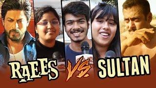 Will Shahrukh's Raees BREAK RECORD Of Salman's Sultan - PUBLIC REACTION