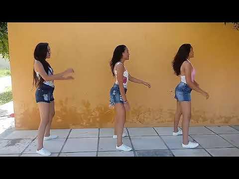 Dança do Krau - Psirico - Coreografia | LPL OFICIAL