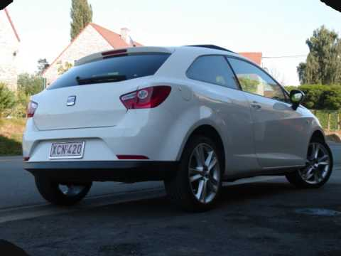 seat ibiza sc white candy sport by sdchat1 youtube. Black Bedroom Furniture Sets. Home Design Ideas