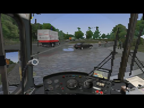 OMSI 2 (Bus Simulator) - Random Gameplay (Now includes newly discovered bug..) |