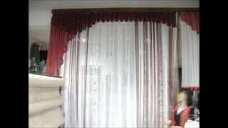 Dekorativne zavjese ,dekorativne presvlake za garniture i stolice