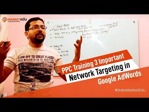 PPC Training: 3 Important Netw...