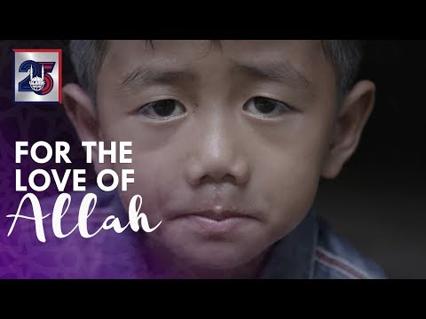 For the Love of Allah - Save a Life - Ramadan 2018 - Islamic Relief USA