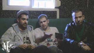 100 Kill-Ates entrevista por Maquetas Rap HD (1/2)