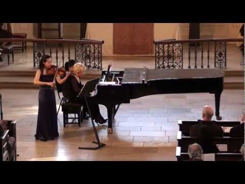 Schubert Sonatina No. 1 for Violin and Piano
