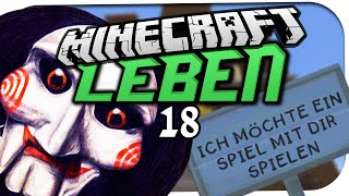 MINECRAFT: LEBEN ☆ #18 - DROHUNGEN & DIE GERICHTSVERHANDLUNG! ☆ Minecraft: Leben