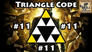 Deus Ex Mankind Divided - Triangle Code 11 Location