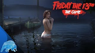 Friday The 13th Jason Cant Find Me LOL Part 3