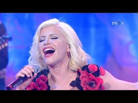 """Loredana Groza, Agurida şi Orchestra """"Lăutarii"""" - Ană, zorile se varsă (@O dată-n viaţă)"""