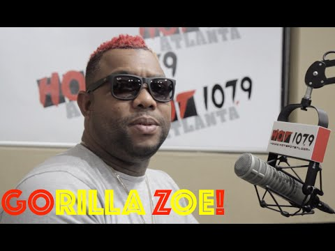 "Gorilla Zoe Talks ""Red Cup"", ""Don't Feed The Animals 2"", And More With B High"