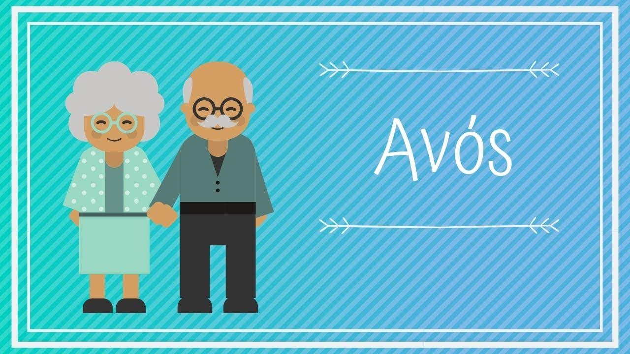 Vovô Na Web Mensagens De Superação 1: Frases Para Avós Nossos Pais Duas Vezes