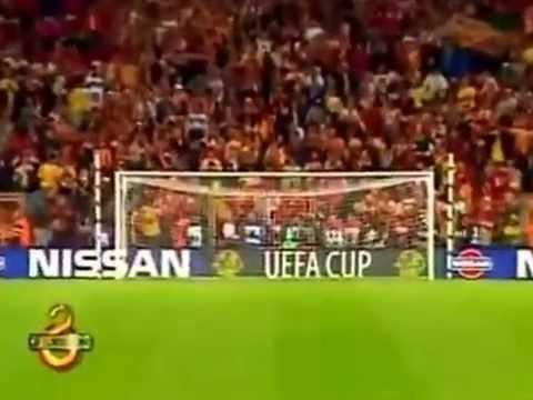 UEFA FİNALİ | Galatasaray 4-1 Arsenal Unutulmaz Maç