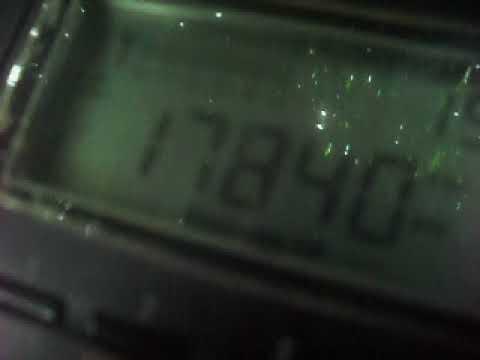 DEUTSCHE WELLE RADIO - HAUSA LANGUAGE - TUNED IN MORRINHOS, CEARÁ, BRAZIL, BY DXer. JOSÉ MARANHÃO