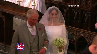 Royal Wedding 2018. The Bride's Entrance. Handel: Eternal Source of Light Divine