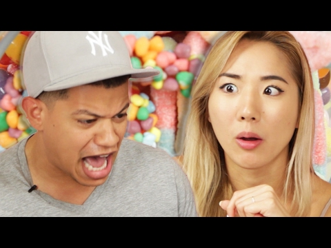 Thumbnail: Candy Lovers Learn Disturbing Sugar Facts While Eating Candy