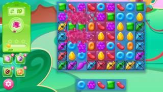 🍭🍬Candy crash jelly LV035 Прохождение, уровень 35, три в ряд, развивающая игра на андроид