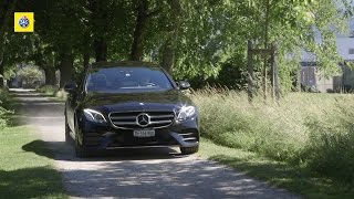 Mercedes-Benz E - Autotest