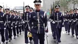 대한민국 공군군악대 퍼레이드