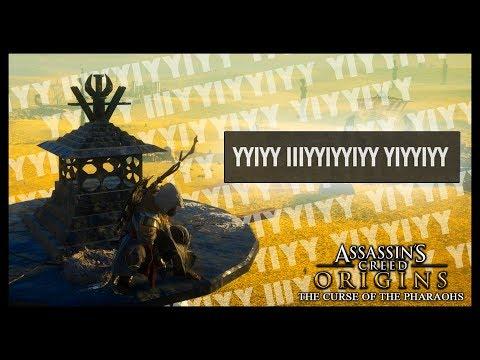 UN NOUVEAU MYSTÈRE ? (Assassin's Creed Origins) thumbnail