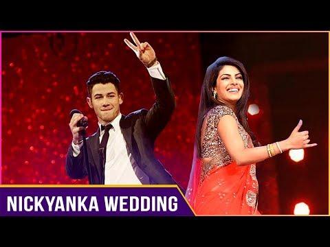 Nick Jonas SURPRISES Priyanka Chopra! Dances To Bollywood Numbers| Sangeet Updates