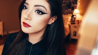 Chrissy Costanza Eyeliner! (5 billion years later)