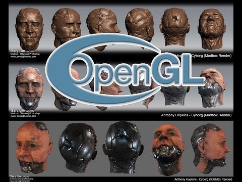 Como Ativar OpenGL 4.1 Ou Maior No Ubuntu Mint Fedora - AMD E Nvidia, Veja A Lista. OpenGL 4.5
