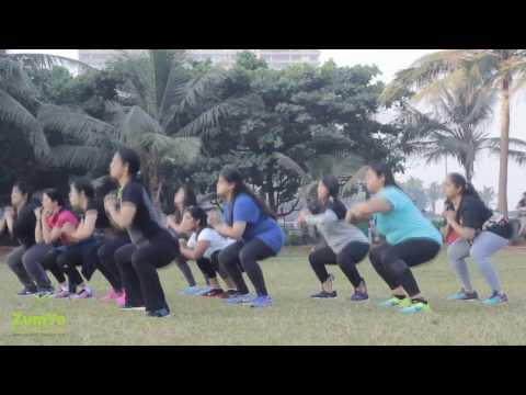 Outdoor Training Zumyo Fitness Zone    Zumba classes in South mumbai   yoga classes