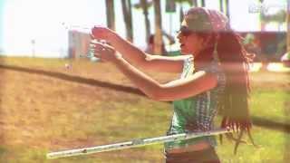 Смотреть клип Tom Novy Ft. Amadeas - Dancing In The Sun