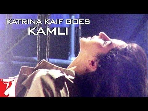 Katrina Kaif Goes KAMLI | DHOOM:3