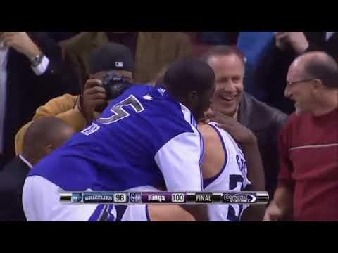 Crazy NBA Game Winners | Travis And Jonny Nation