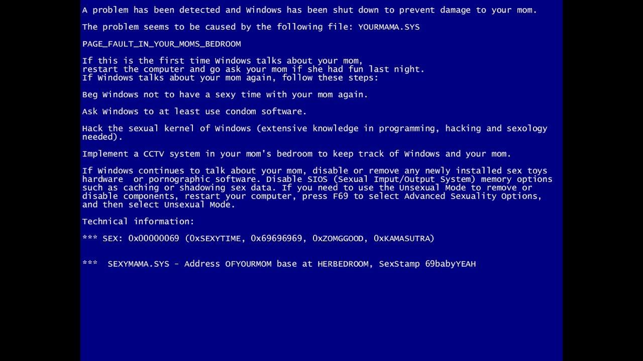 حل مشكلة الشاشة الزرقاء بطريقة نهائية واحترافية في Windows 7