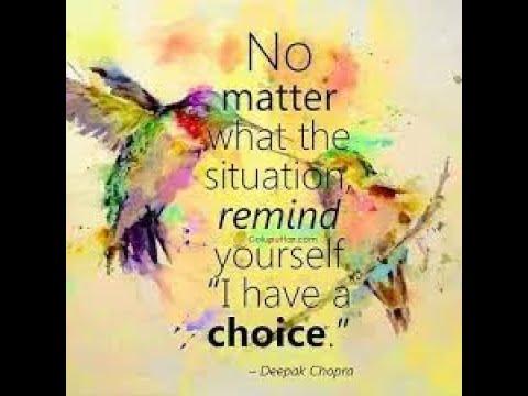 Making Choices| Geeta B Bhansali