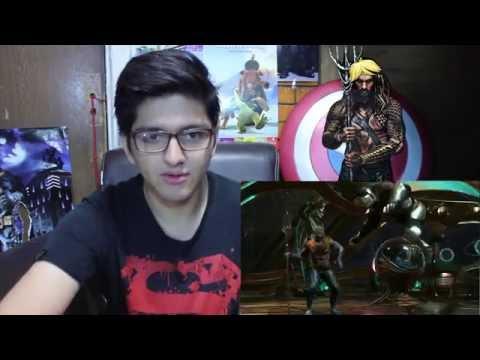 Reacción/Opinión: Injustice 2 trailer #1-2