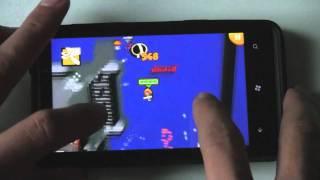 WP7 Game Review: Rocket Riot (WMPoweruser.com)
