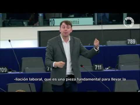 Javi López sobre el Programa de Trabajo de la Comisión - 2019