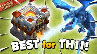 Best TH11 War Attack Strategy!