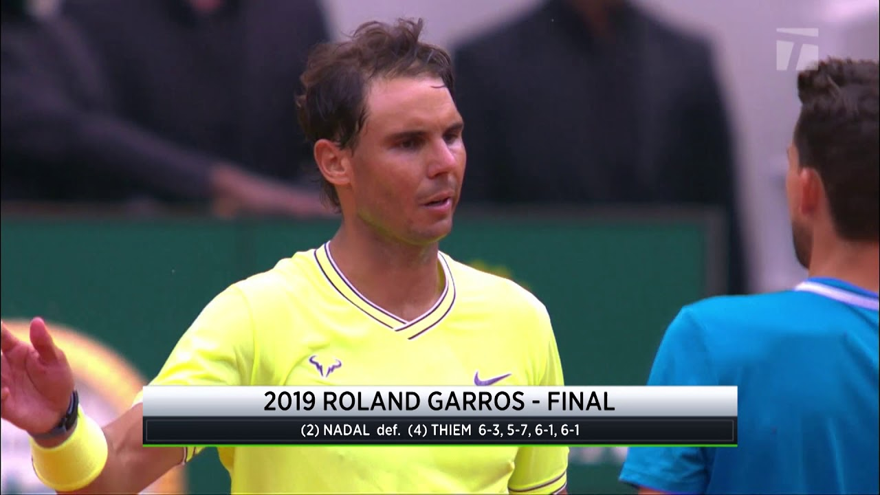 French Open Rafael Nadal Makes History With 12th Roland Garros Title