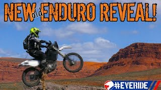 NEW ENDURO MOTORCYCLE REVEAL! She's baaack! #everide